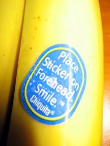 bananasticker