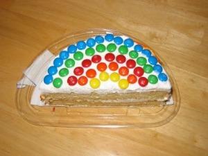 half-cake