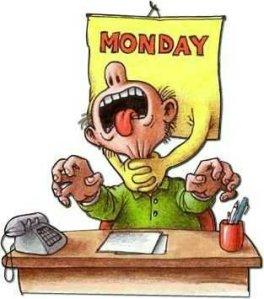 MondayKillinMe