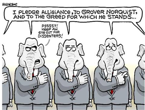 norquist pledge