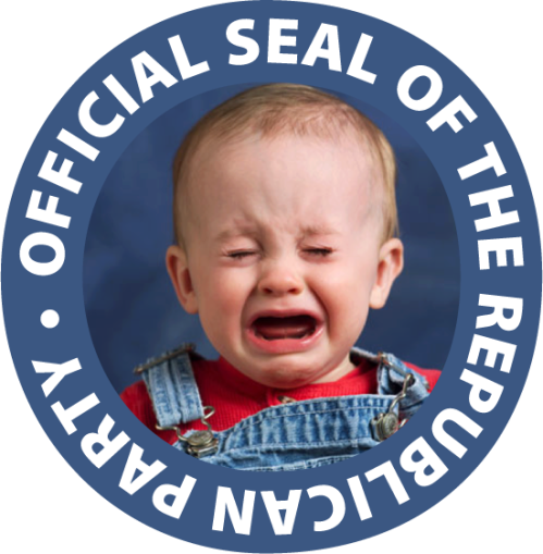 official GOP seal