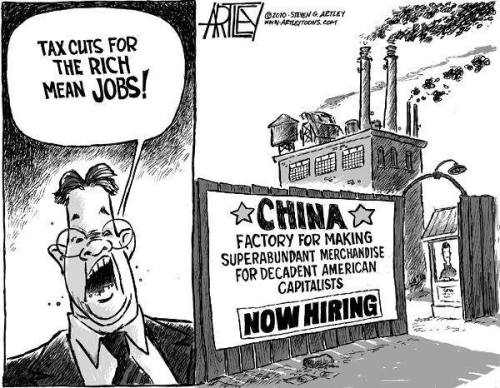 jobs for china