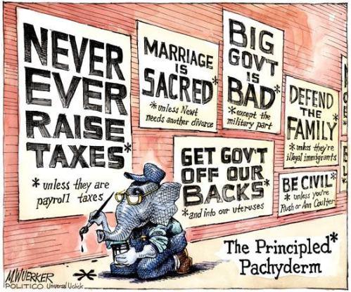 the principled pachyderm