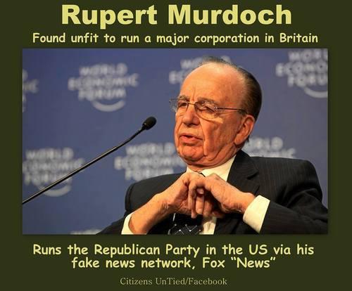 rupert murdock