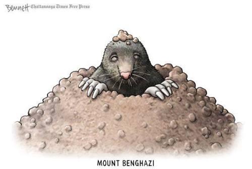 mount from molehill
