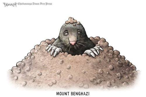 mount from molehill