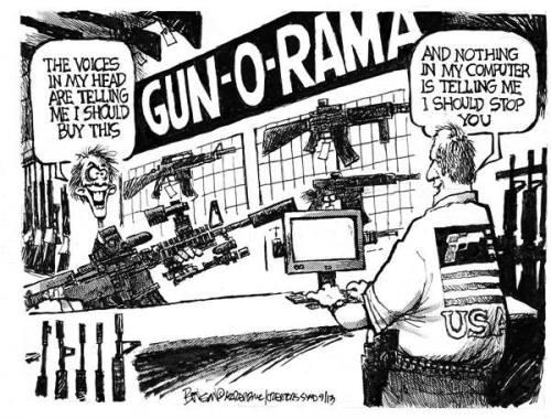 gun nuts