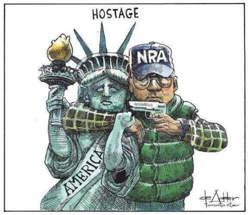 hostage of nra