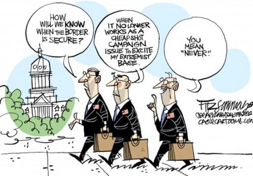 secure border