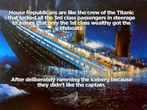 titanic repubs