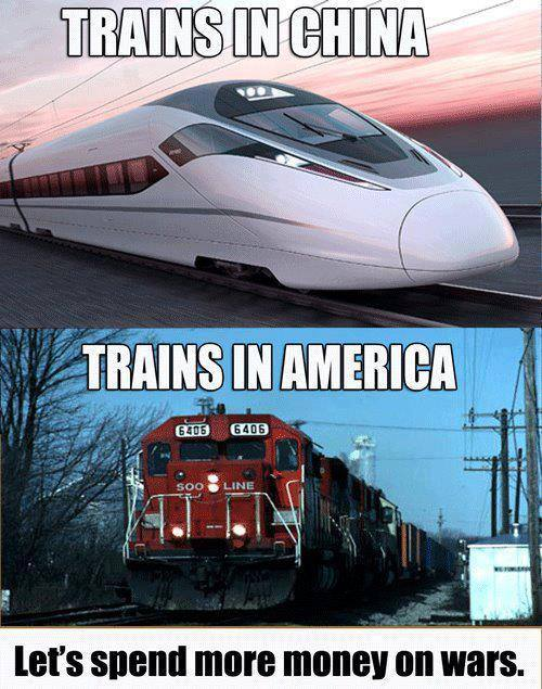 trains - wars