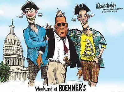 weekend at boehner's