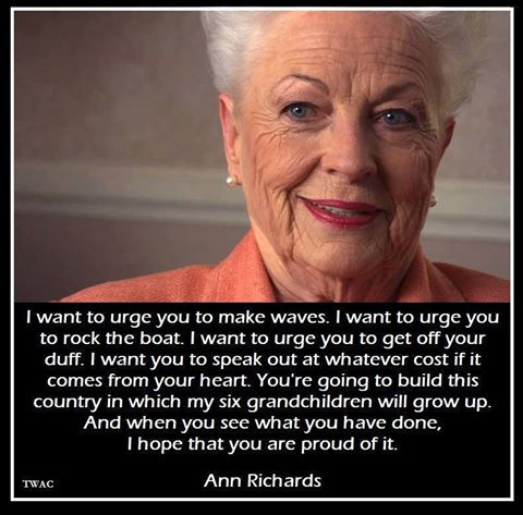 ann richards