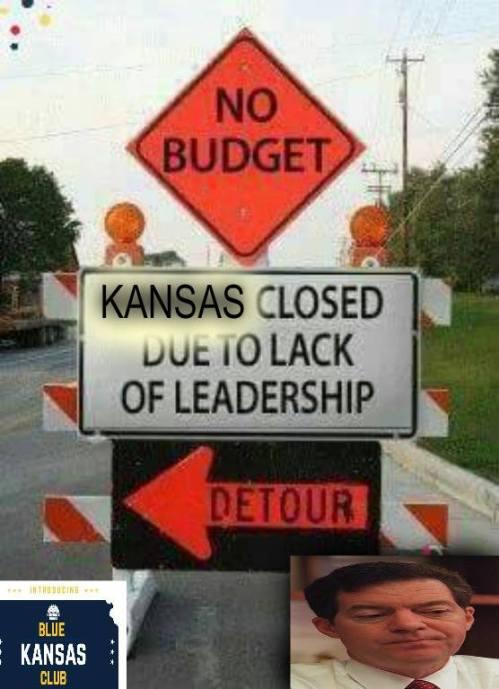Kansas closed