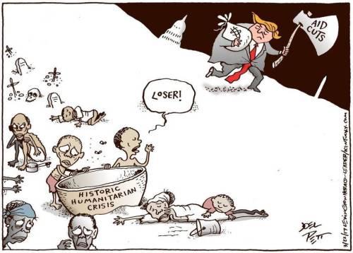trump gets big money