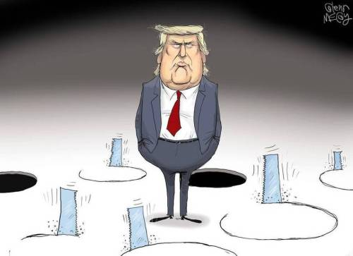 Trump failings