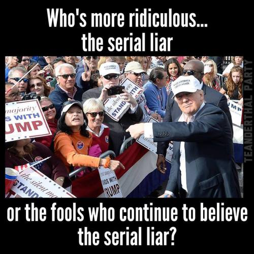 liar and fools