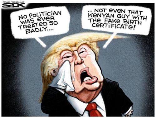 cry baby liar